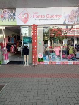 Vende-seestoque completo de loja em Xanxerê